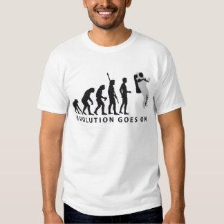 evolution astronaut shirt