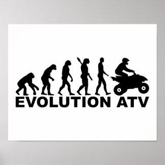 Evolution ATV Poster