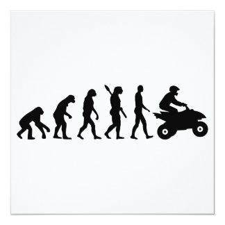 Evolution ATV Quad Card