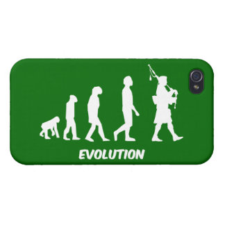 evolution bagpipes cover for iPhone 4