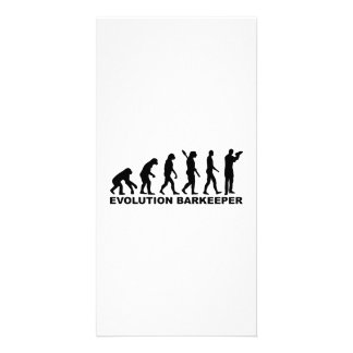Evolution Barkeeper Picture Card