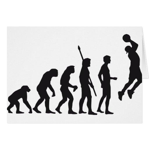 evolution basketball card
