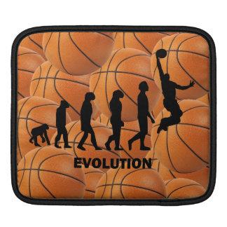 evolution basketball iPad sleeves