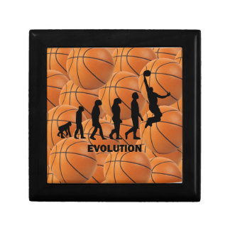 evolution basketball jewelry box