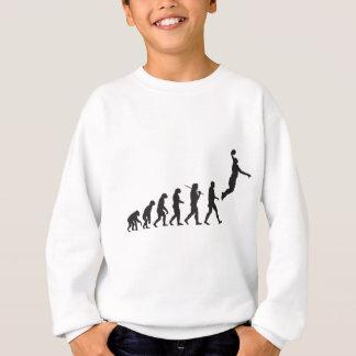 Evolution - Basketball Jump Sweatshirt
