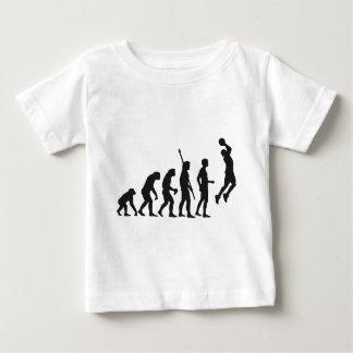 evolution basketball playeras