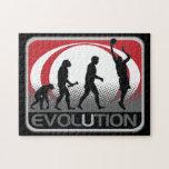 Evolution Basketball Puzzle