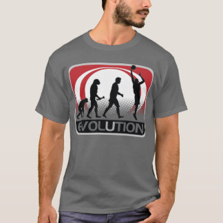 Evolution Basketball T-Shirt