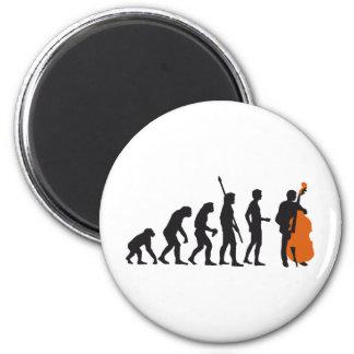 evolution bass 2 inch round magnet