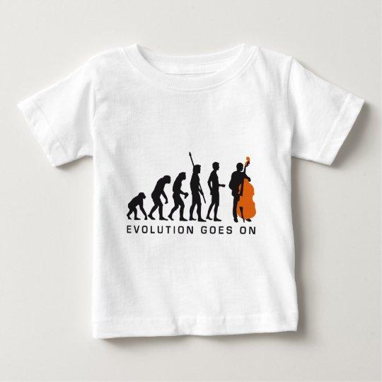 evolution bass baby T-Shirt