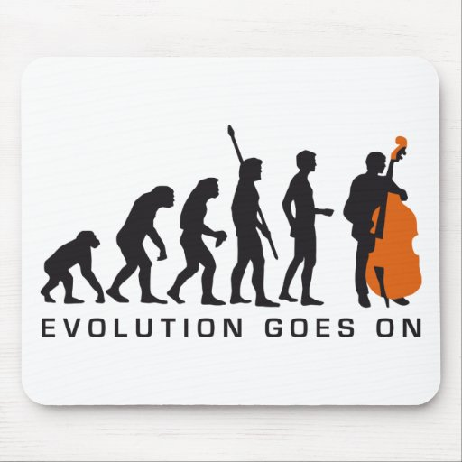 evolution bass mauspad