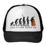 evolution bass mesh hat