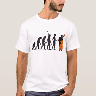 evolution bass T-Shirt
