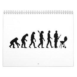 Evolution BBQ chef Calendar