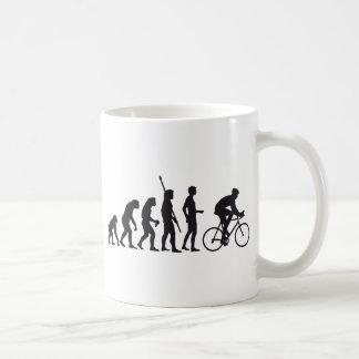 evolution bicycle taza