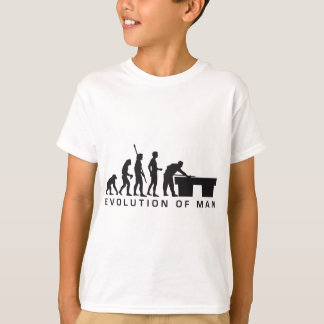 evolution billard T-Shirt