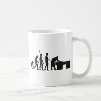 evolution billard taza clásica