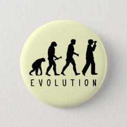 Round Button with Evolution: Birder design