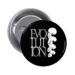 Evolution (Black) 2 Inch Round Button
