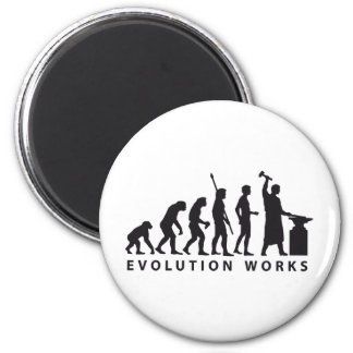 evolution blacksmith magnet