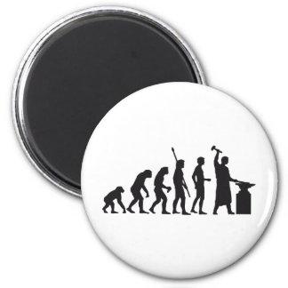 evolution blacksmith magnet