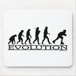 Evolution Blading Mouse Pad