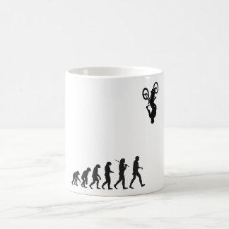 Evolution - BMX Bike Flip Coffee Mug