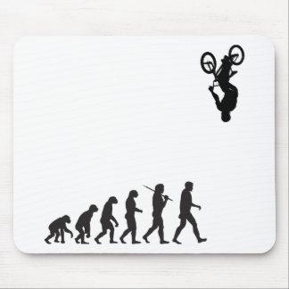 Evolution - BMX Bike Flip Mouse Pad
