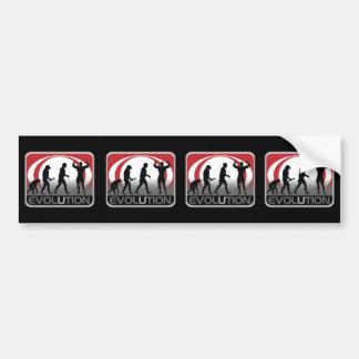 Evolution BodyBuilder Bumper Sticker