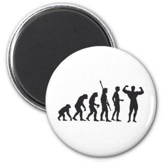 evolution bodybuilding 2 inch round magnet