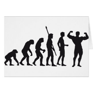 evolution bodybuilding card