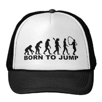Evolution born to Jump rope Trucker Hat