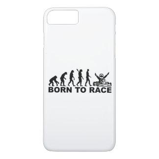 Evolution born to race Kart iPhone 8 Plus/7 Plus Case