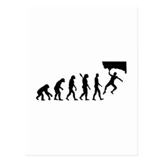 Evolution Bouldering Postcard