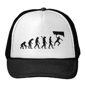 Evolution Bouldering Trucker Hat