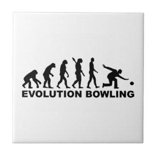 Evolution Bowling Ceramic Tile