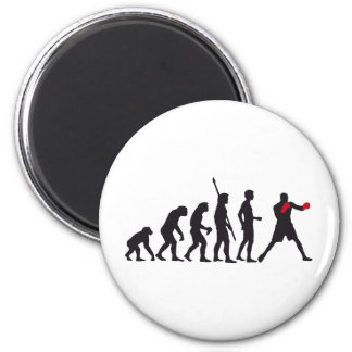 evolution boxing 2 inch round magnet