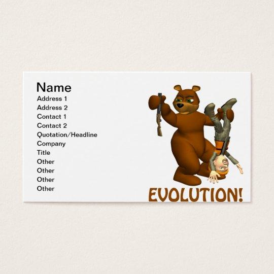 Evolution Business Card