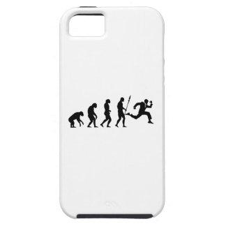 Evolution Businessman iPhone SE/5/5s Case