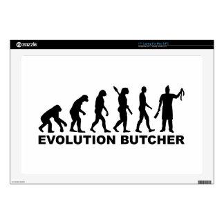 """Evolution butcher decals for 17"""" laptops"""