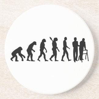Evolution caregiver coasters