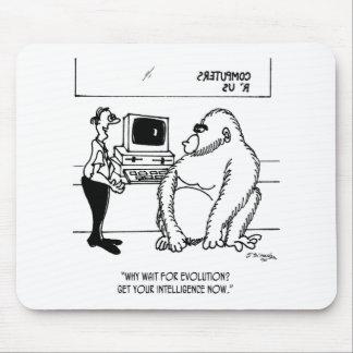 Evolution Cartoon 2839 Mouse Pad