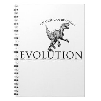 Evolution Change Can Be Good Notebook