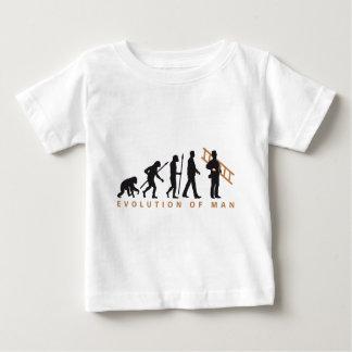 evolution chimney sweeps baby T-Shirt