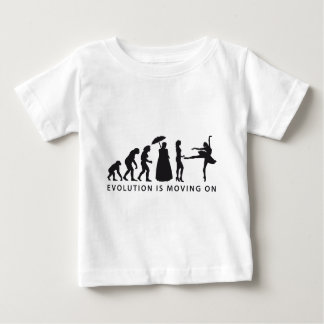 evolution clench baby T-Shirt