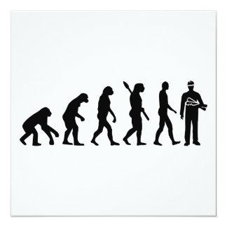 Evolution construction manager card