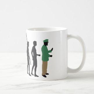 evolution copilot coffee mug