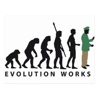 evolution copilot postcard