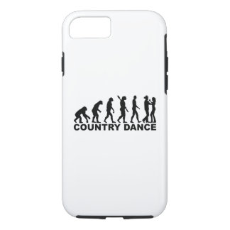 Evolution country dance iPhone 8/7 case