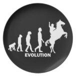 evolution cowboy plates